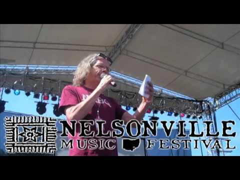 Jorma Kaukonen at Nelsonville Music Festival 2012