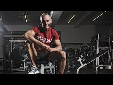 Fitness Over Fifty -  Personal Training with Chris Zaremba