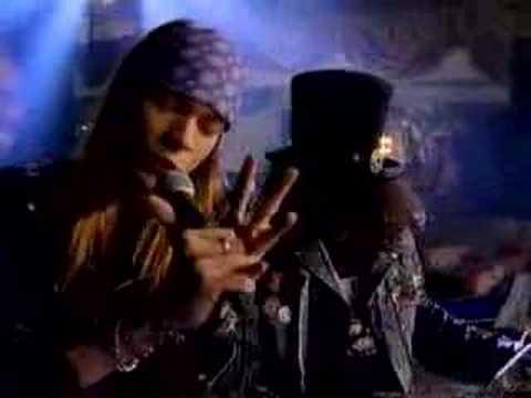Guns N Roses - Sweet Child 'O Mine - YouTube  Axl Rose Sweet Child O Mine