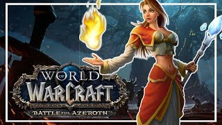 BATTLE FOR AZEROTH MAGE SPECS BREAKDOWN!!