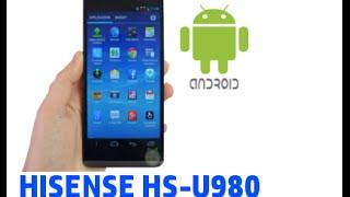 HISENSE HS-U980 / Review detallado