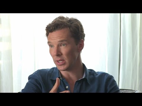 Benedict Cumberbatch talks Sherlock, 'Penguins of Madagascar' at Comic-Con 2014