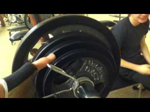 Max Benchpress 95 kg/209.4 lb