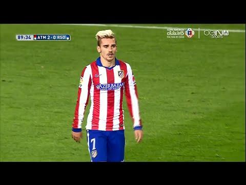 Antoine Griezmann vs Real Sociedad 14-15 Home By CROSE