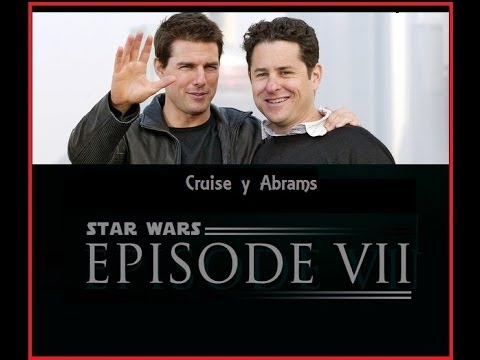Tom Cruise en Stars Wars 7