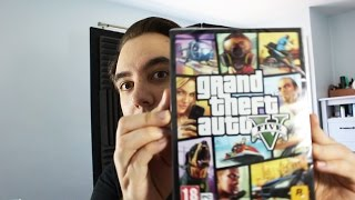 GTA 5 PC Unboxing & GIVEAWAY