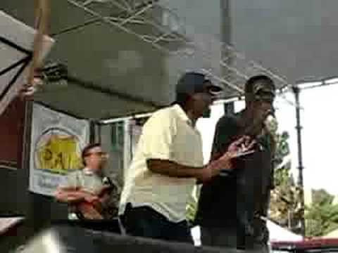 Frank Bey, Kenny Neal