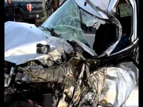 Fatal accidente cerca de la Universidad del Futbol