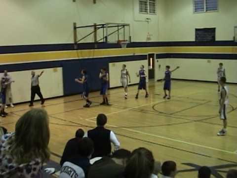CCS JV Men vs Kerr-Vance Academy - 1/26/10 - Part 8