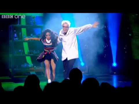 http://www.bbc.co.uk/soyouthinkyoucandance In Week 4 of So You Think You Can Dance Yanet & Robbie perform a Lindy Hop dance to It Doesnt Mean A Thing If It A...