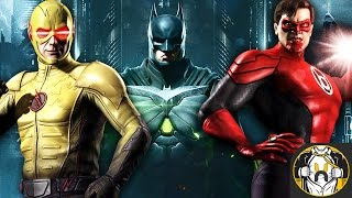 Injustice 2 Full Roster LEAKED? & Confirmed Characters So Far!