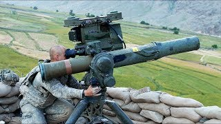 U.S. Soldiers Train With the BGM-71 TOW Missile System