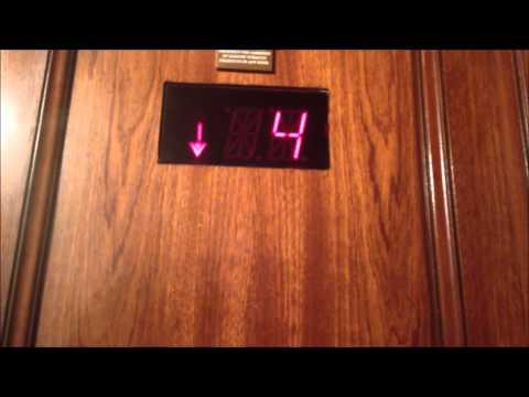 Schindler Traction Elevators @ Ritz Carlton Tysons Corner