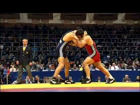HighlightMen Freestyle -  Wrestling World Cup 2010 (Moscow)