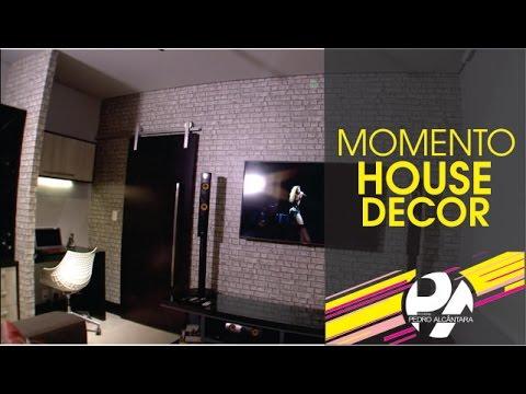 Momento House Decor com Yasmin Alonso e Taynã Daval