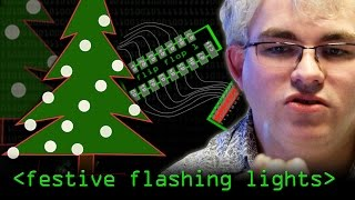 Festive Flashing Lights - Computerphile