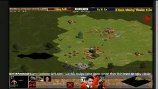Bán Kết 2 (Shang Đoàn Thể): VIỆT NAM VÀNG vs VŨ TRỤ 2