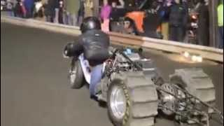 """Top Fuel Quad"" Lumber River Sand Drags"