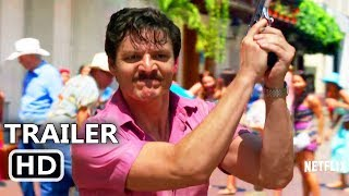 NARCOS Season 3 Official Trailer (2017) Netflix TV Show HD
