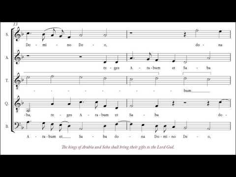 Бёрд Уильям - Reges Tharsis a5