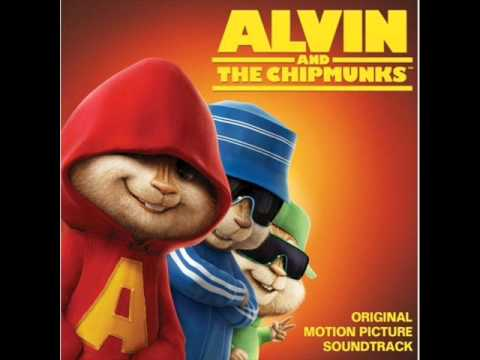 Alvin and the Chipmunks Diggy Simmons - 4 Letter Word