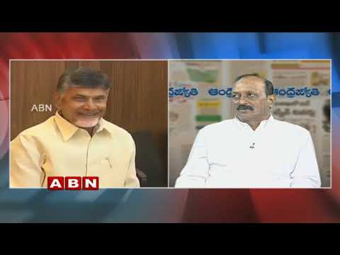 Discussion on KCR Targets AP CM Chandrababu | KTR Comments on Chandrababu | Part 1
