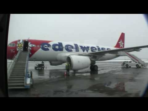 GVA-PRN-ZRH flights Video