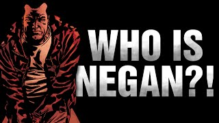 Who is Negan Character Breakdown Walking Dead Explained
