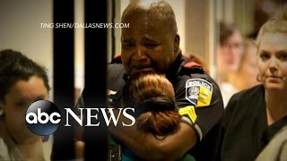 Dallas Ambush Shooting: From Peaceful Protest to Chaos: Part 1