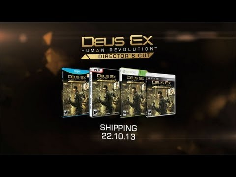 Deus Ex: Human Revolution - Director's Cut Features Trailer