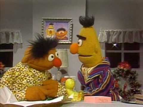 "Sesame Street - Bert and Ernie's ""Gift of the Magi"""