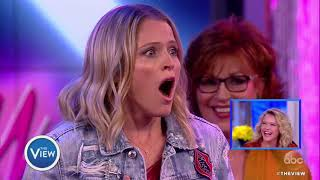 Sara Haines' Best Moments On The View, Says Farewell | The View