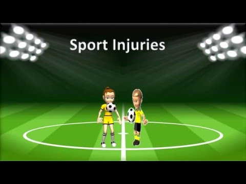 sports injuries animated advert Durban Physiotherapist Sumeshen Moodley