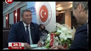 26.Gün | Kooperatifçilik Genel Md A.Sami Eymenoğlu
