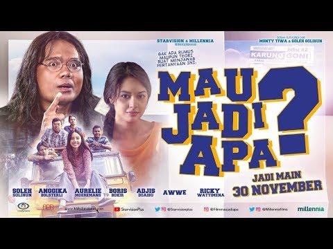 MAU JADI APA? Behind The Scenes