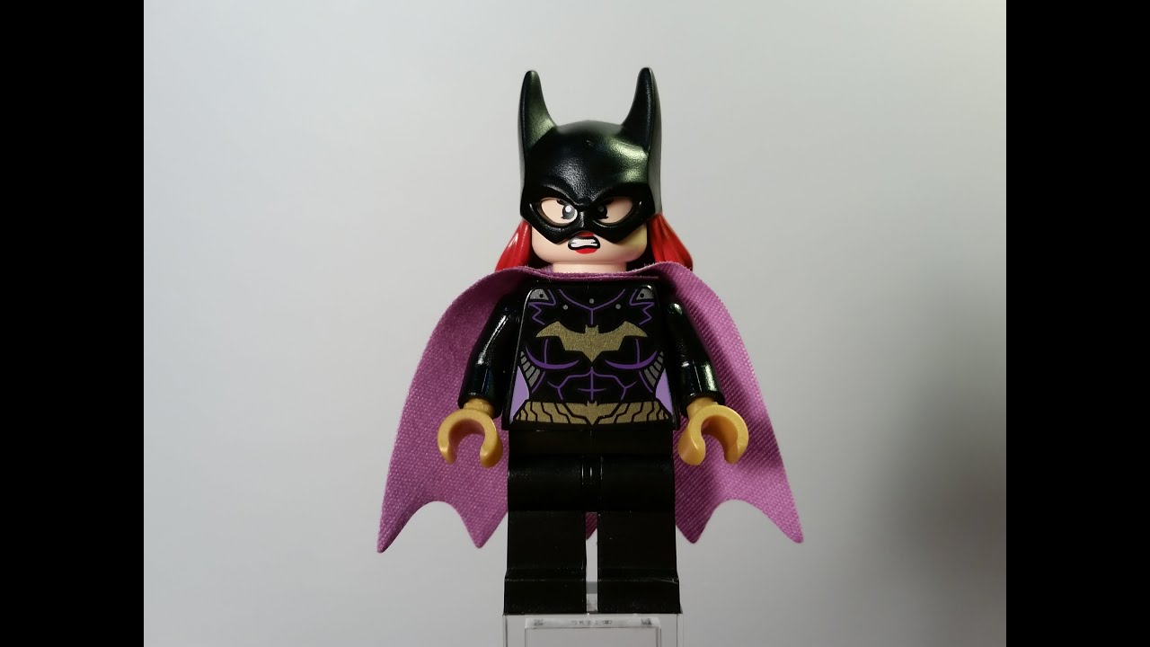 Lego Super Heroes Batgirl 76013 sh092 - YouTube