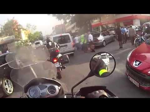 Wyprawa motocyklowa do Istambułu 2014 - część 1.