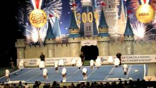 2009 UK Cheerleading National Championship