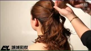 Bới tóc cô dâu Hàn Quốc