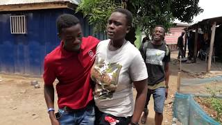 KWAKU MANU AGGRESSIVE INTERVIEW WITH THE GHETTO QUEEN (D. R. U. G.  ADD! CTED)