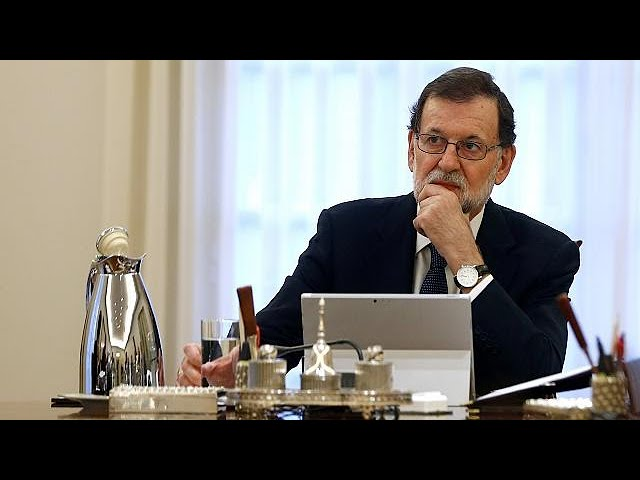 Spain's Prime Minister Mariano Rajoy says the Spanish government is to formally ask Catalan…