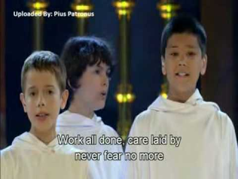Libera - Going Home (Full Version - Live)