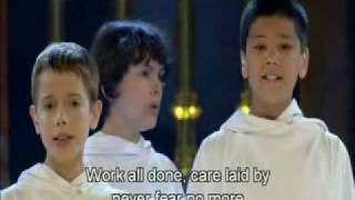 Watch Libera Going Home video