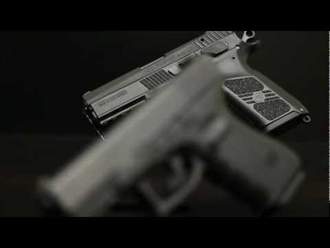 CZ 75 P-07 DUTY Review By MRCOLIONNOIR