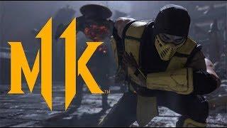 Mortal Kombat 11 – Official Announce Trailer