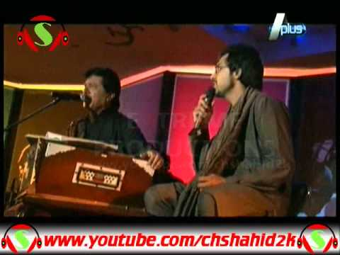 Dil Lagaya Tha Dil Lagi Ke Liye - Attaullah with his son Sanwal...