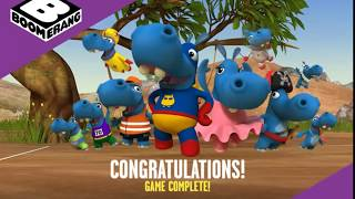 The Hippos Family Help The Hippos Game For Kids