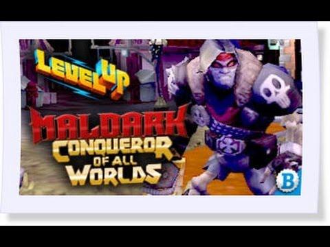 Maldark Conquerer of all Worlds