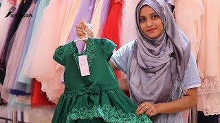 Latest party frock designs for girl👗7 to 14 Years Baby party frock designs||Baby Blue or Pink Bird