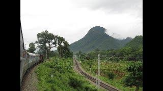 Jungle Safari on Indian Railways: Visakhapatnam to Jamshedpur via Orissa